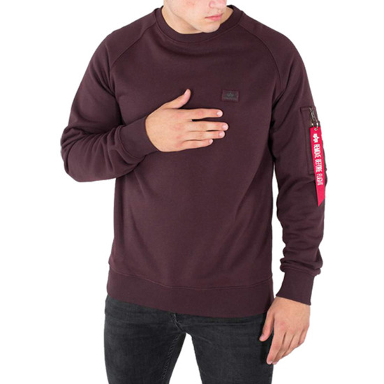 Bluza męska Alpha Industries X Fit 158320 21