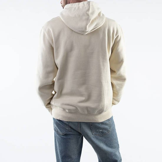 Bluza męska Carhartt WIP Hooded Ashland Sweat I028325 FLOUR