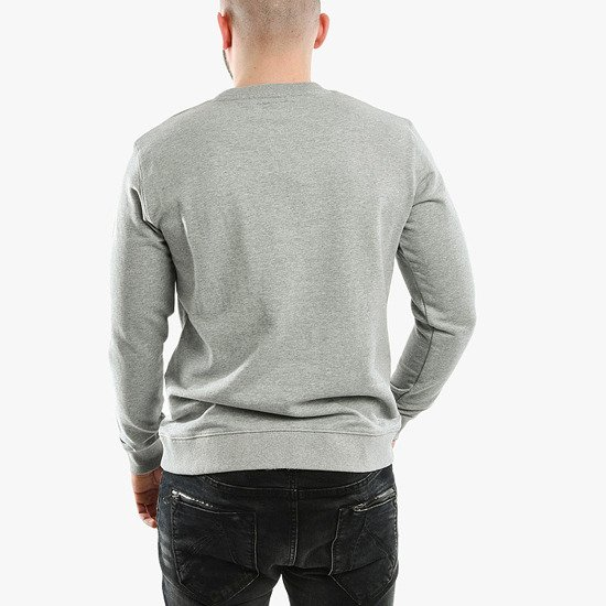 Bluza męska Makia Square Pocket M4144B GREY