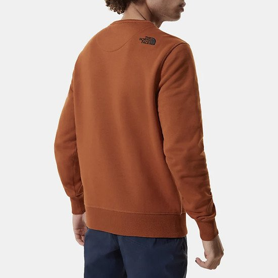 Bluza męska The North Face Light Drew Peak Pullover NF0A2ZWRUBT