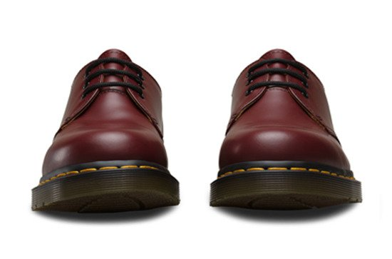 Buty Dr. Martens 1461 Cherry Red 10085600