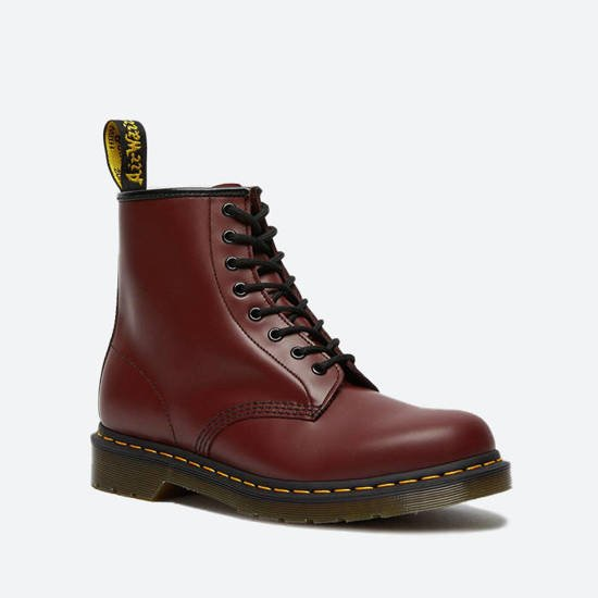 Buty Dr. Martens Glany 1460 Cherry Red 10072600