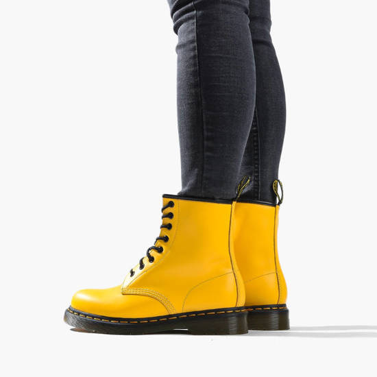Buty damskie Dr. Martens 1460 Yellow 24614700