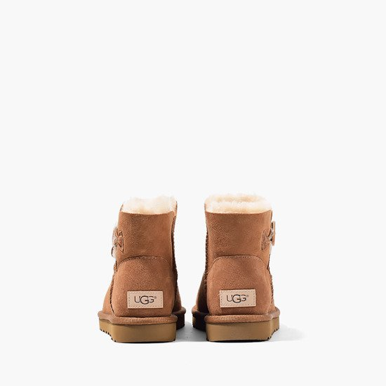 Buty damskie UGG Mini Bailey Button II 1016422 CHE