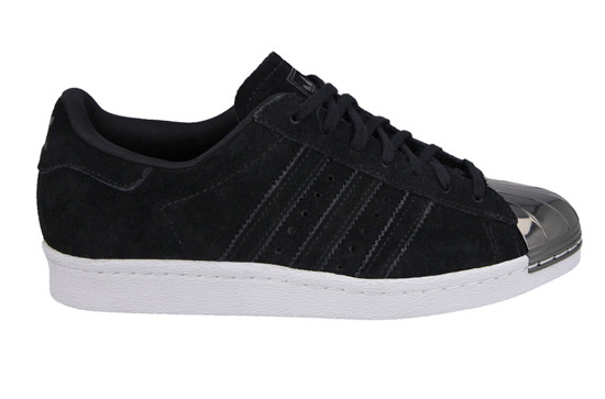 Buty damskie sneakersy Adidas Originals Superstar 80's Metal Toe S75056