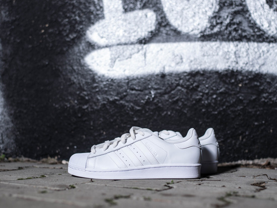 Buty damskie sneakersy Adidas Originals Superstar B27136