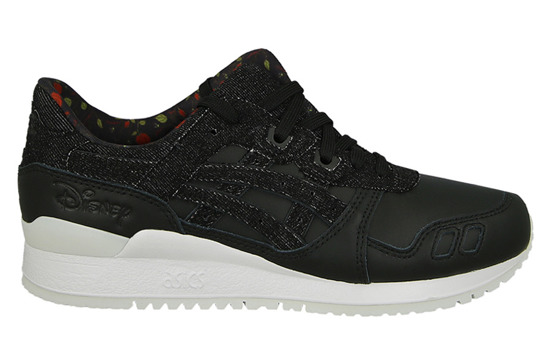 "Buty damskie sneakersy Asics x Disney Gel-Lyte III ""Beauty And The Beast"" Pack H70PK 9090"