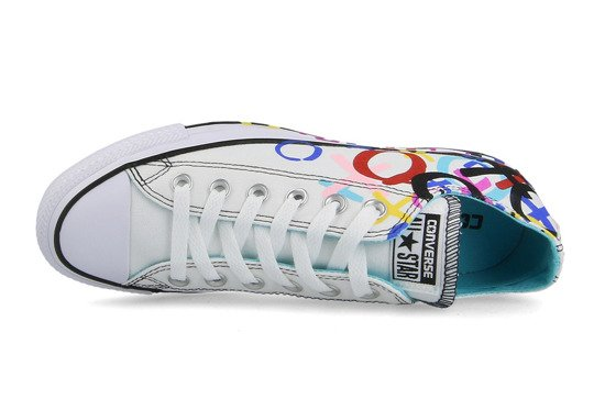 Buty damskie sneakersy Converse Chuck Taylor All Star 159715C