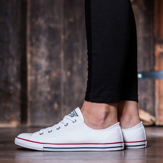Buty damskie sneakersy Converse Chuck Taylor All Star Dainty OX 537204C