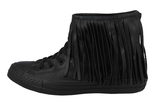 Buty damskie sneakersy Converse Chuck Taylor All Star Fringe Hi 551641C