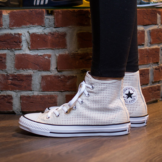 Buty damskie sneakersy  Converse Chuck Taylor All Star Hi 551628C