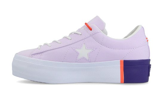 "Buty damskie sneakersy Converse One Star Platform ""Colorblock"" 559902C"