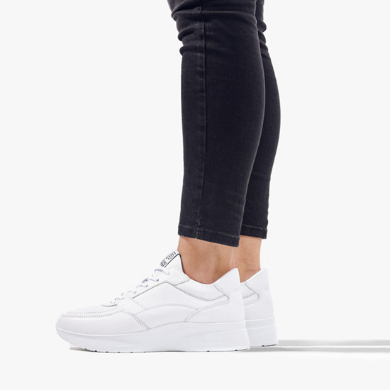 Buty damskie sneakersy Filling Pieces Low Kyoto Jet Elara White 41127191901WSB