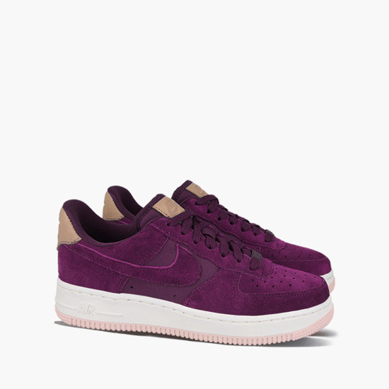 Buty damskie sneakersy Nike Air Force 1 07 Premium 896185 602