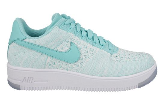 Buty damskie sneakersy Nike Air Force 1 Flyknit Low 820256 300
