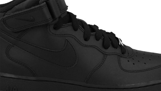 Buty damskie sneakersy Nike Air Force 1 Mid '07 366731 001