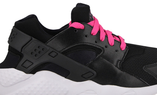 Buty damskie sneakersy Nike Air Huarache Run (GS) 654280 007