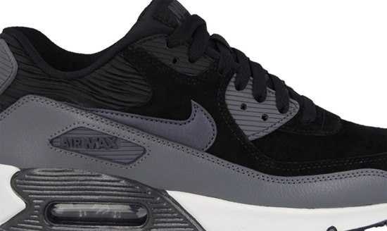 Buty damskie sneakersy Nike Air Max 90 Leather 768887 001