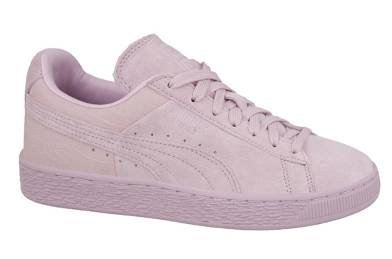 Buty damskie sneakersy Puma Suede Classic Casual Emboss 361372 08