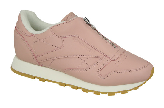Buty damskie sneakersy Reebok Classic Leather 85 Zip BS8065