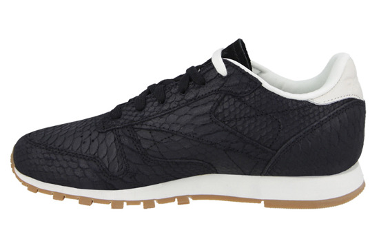 Buty damskie sneakersy Reebok Classic Leather Clean Exotics V68796