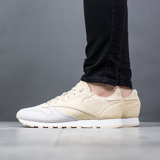 Buty damskie sneakersy Reebok Classic Leather Nbk BS9862