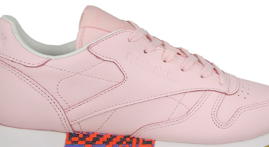 Buty damskie sneakersy Reebok Classic Leather Old Meets New BD3155
