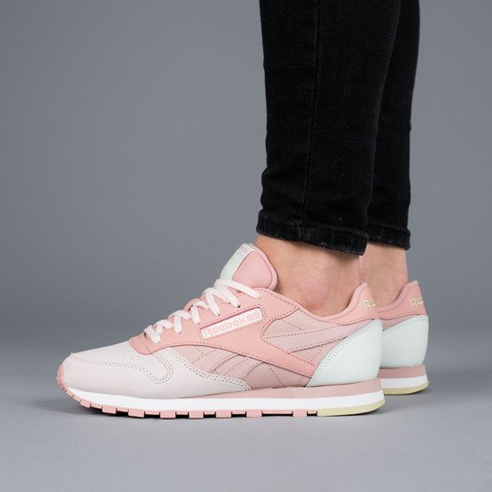 Buty damskie sneakersy Reebok Classic Leather PM CN0361