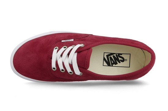 Buty damskie sneakersy Vans Authentic Leather VA38EMU5M