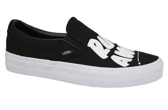 Buty damskie sneakersy Vans Classic Slip-On Baron von Fancy 3Z4I9Z
