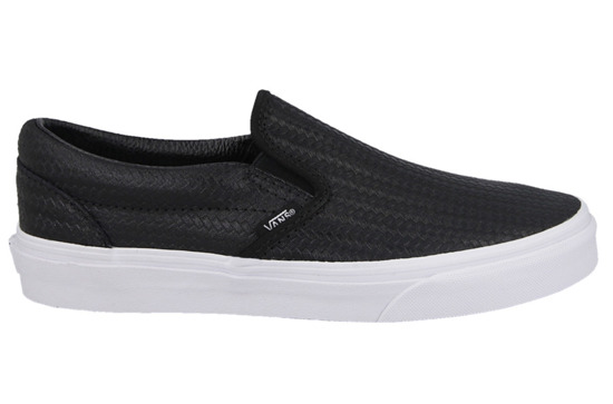 Buty damskie sneakersy Vans Classic Slip-On Embossed Weave 3Z4IDS