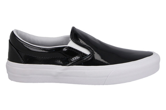 Buty damskie sneakersy Vans Classic Slip-On Tumble Patent 3Z4IWN