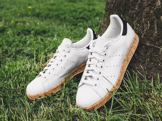 Buty damskie sneakersy addias Originals Stan Smith Luxe S78907