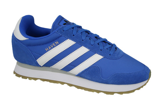 "Buty damskie sneakersy adidas Originals Haven ""Blue"" BY9480"