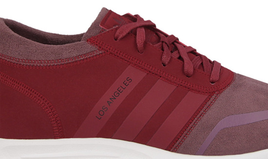 Buty damskie sneakersy adidas Originals Los Angeles AQ2593