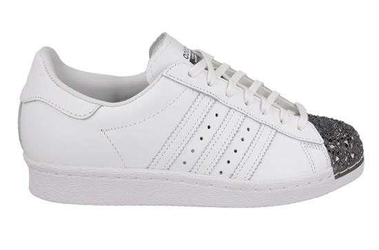 Buty damskie sneakersy adidas Originals Superstar 80s Metal Toe TF S76532