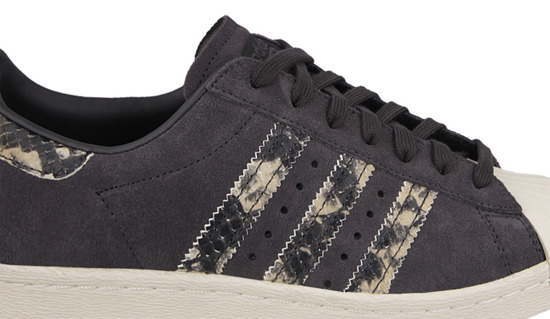 Buty damskie sneakersy adidas Originals Superstar 80s S76417