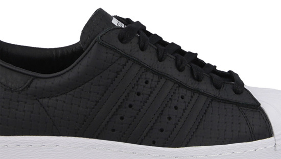 Buty damskie sneakersy adidas Originals Superstar 80s Woven S75007