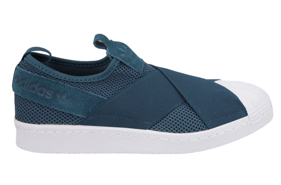 Buty damskie sneakersy adidas Originals Superstar Slip On S75081