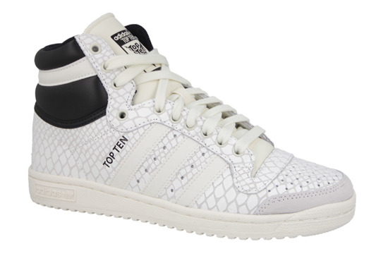 Buty damskie sneakersy adidas Originals Top Ten Hi S75134