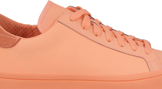 "Buty damskie sneakersy adidas adiColor Court Vantage ''So Bright Pack"" S80257"