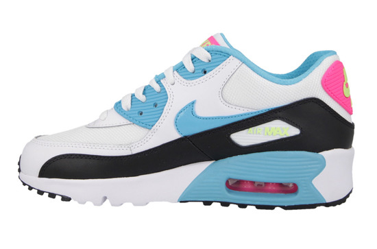Buty dziecięce sneakersy Nike Air Max 90 Mesh (PS) 833341 104
