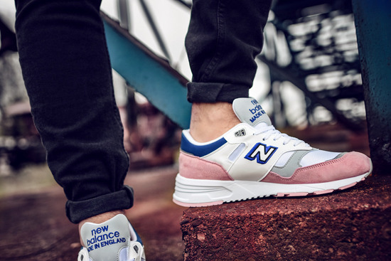 Buty męskie sneakersy New Balance Made In UK M1530WPB