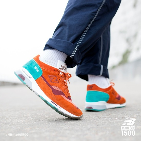 "Buty męskie sneakersy New Balance Made in UK ""Costal Cuisine Pack"" M1500SU"
