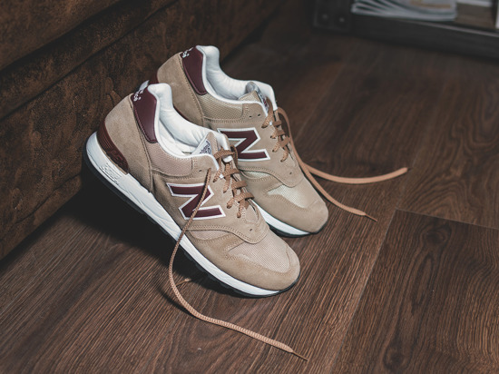 Buty męskie sneakersy New Balance Made in UK M670SBP