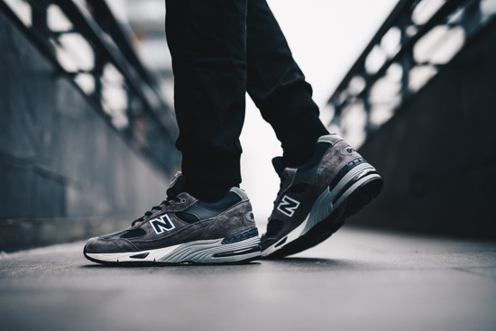 Buty męskie sneakersy New Balance Made in UK M991SGN