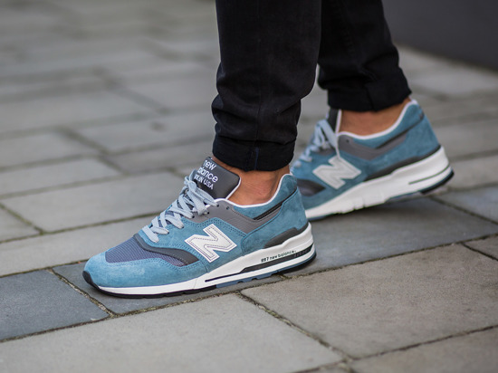 "Buty męskie sneakersy New Balance Made in USA ""Age of Exploration"" Pack M997CSP"