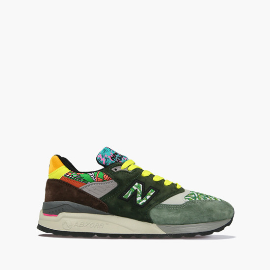 Buty męskie sneakersy New Balance Made in USA Festival Pack M998AWK