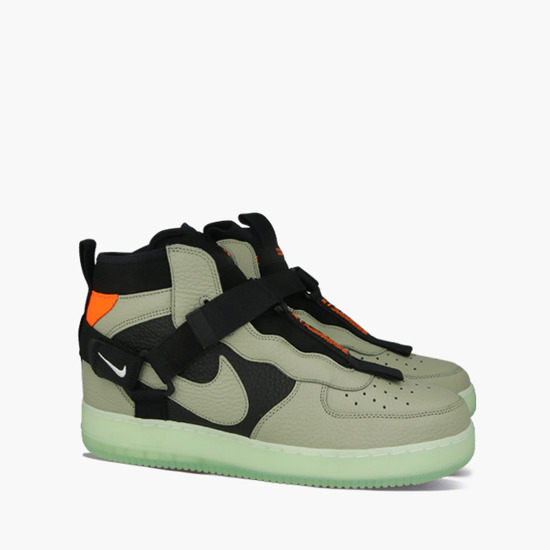 Buty męskie sneakersy Nike Air Force 1 Ultility Mid AQ9758 300