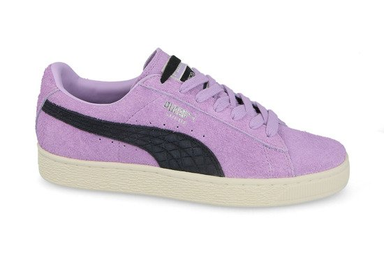 "Buty męskie sneakersy Puma Suede x Diamond Supply Co. ""Orchid Bloom"" 365650 02"
